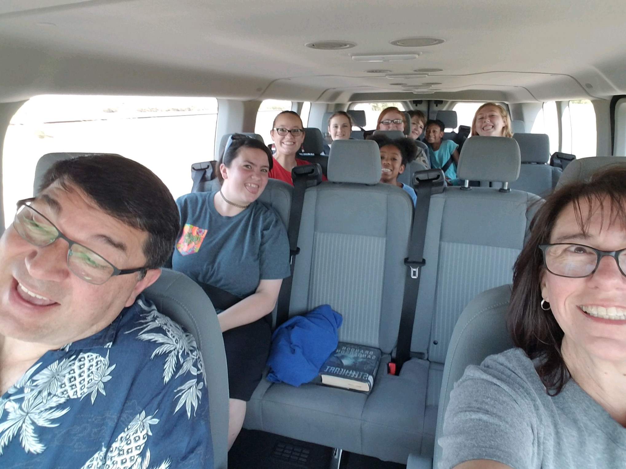 Church Youth Trip to Missions & Youth Conference – Marion Baptist Church
